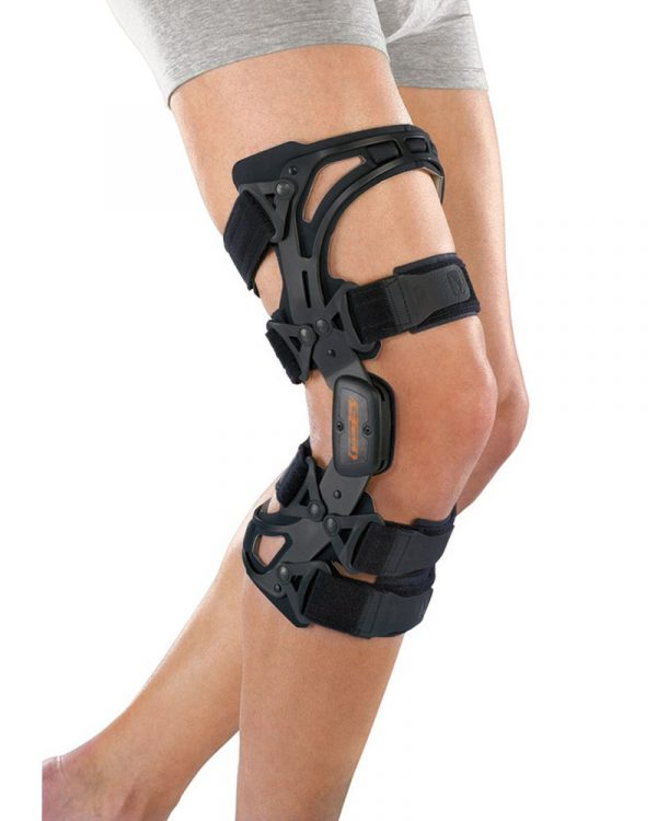Functional knee brace for the ligaments, PLUS POINT 3